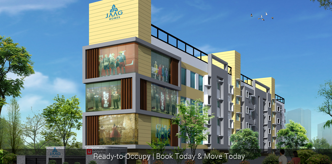 Achyutha Square- Apartments at Villivakkam