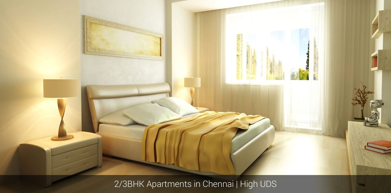 Achyutha Square- Kid's room